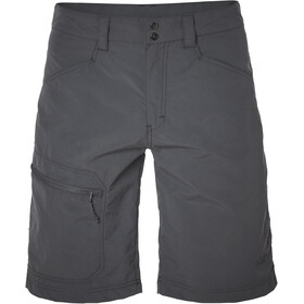 North Bend Friction Shorts Men grey asphalt